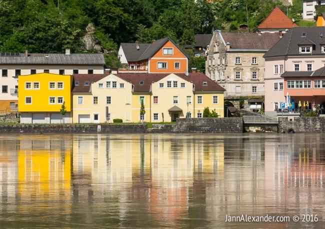 Danube Palette by Jann Alexander ©2016